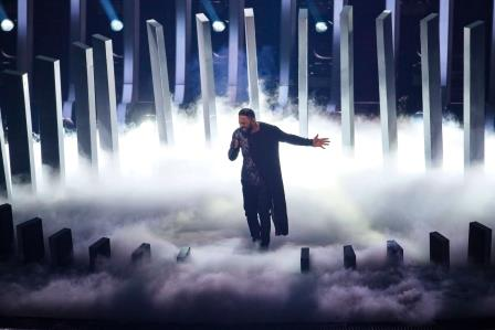 Le Maitre smoke and low fog enhance Eurovision 2018