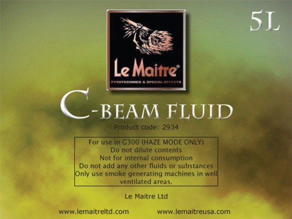 C-Beam Haze Fluid