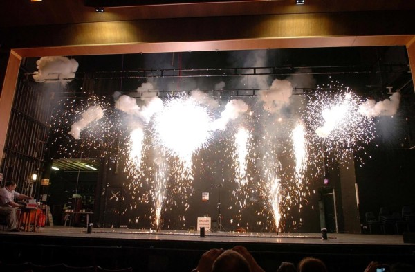 Le Maitre Hosting Additional Pyrotechnics Safety Awareness Course