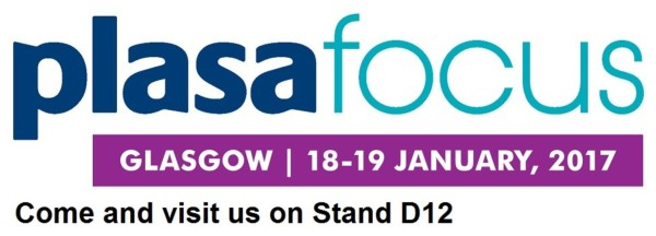 Le Maitre exhibiting at PLASA Focus Glasgow on 18th-19th January 2017