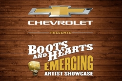 Boots and Hearts Emerging Artists Showcase - Vote for Emma Wright