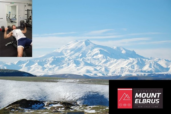LLe Maitre Is Delighted To Be Sponsoring Fireman Scott Butler on his Amazing Journey To Elbrus Challenge For Charity