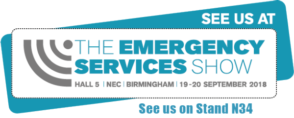 Le Maitre exhibiting at Emergency Services Show