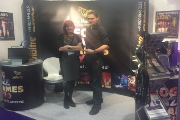 Thank you for visiting us at PLASA Focus Glasgow