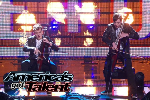 Salamanders Feature In America's Got Talent 2014