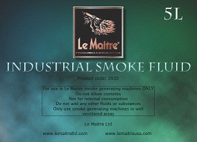 Industrial Smoke Fluid For The Emergency Services