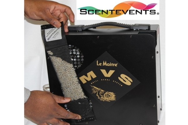 Le Maitre launches its new ScentFX range of unique scenting products